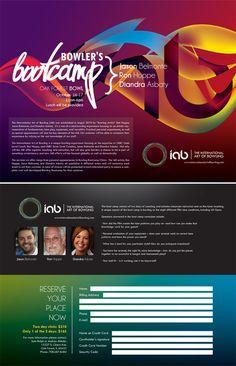 IAB Brochure by Chubby-Cherry on DeviantArt Brochure Design, Stuff To Do, Cherry, Deviantart, Day, Pamphlet Design