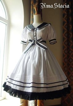AmaStacia -Academy of Coppelia- Lolita OP Dress