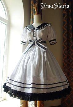AmaStacia -Academy of Coppelia- Lolita OP Dress