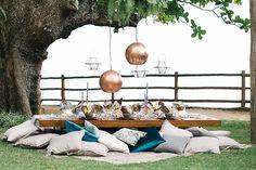 Editorial, Duo Borgatto, Casa de Canoa, Casamento na Praia