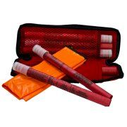 Orion Safety Products 20-Minute Flares with Orange Vest, 6pk Image 5 of 8