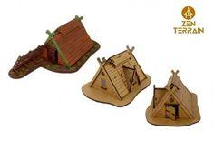 Norse Hut - Zen Terrain
