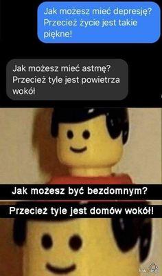 Funny Sms, Haha Funny, Funny Cute, Lol, Polish Memes, Weekend Humor, Aesthetic Memes, Nyan Cat, Mood Pics