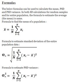 10 Best Standard Deviation Example Calculations Images Calculator