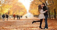 Romantic Kissing Spots in America