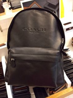 Coach Men's Backpack