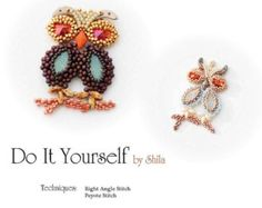 ***Following this Step-by-Step instructions you will be able to make your own bracelet***  You will need for the bracelet: seed beads (15/0), delica beads (11/0), crystals bicone 3mm, crystals rondelle 8mm, and crystals rivoli 12mm.  Technique: tubular peyote stitch, The tutorial is four A4 pages with clear illustrations and instructions. The documents include: - list of materials (with number of beads) - step-by-step instructions with illustrations - file format: PDF - language: En...