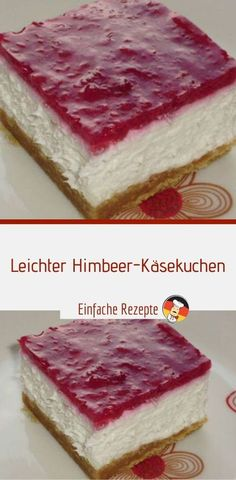 Easy Cake Recipes - New ideas Easy Cheesecake Recipes, Easy Cookie Recipes, Dessert Recipes, Dessert Simple, Winter Desserts, Christmas Desserts, Easy Vanilla Cake Recipe, Dessert Presentation, New Cake
