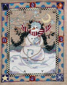 Mirabilia Snowman