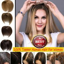 Clip in Human Hair Top Topper Toupee Straight Hairpiece Wiglet for Women RW Hair Extensions For Short Hair, Synthetic Hair Extensions, Human Hair Clip Ins, Remy Human Hair, Black Women Hairstyles, Cool Hairstyles, Natural Hair Styles, Short Hair Styles, Hair Toppers