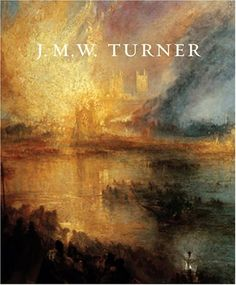 "J.M.W. Turner's paintings are absolutely mesmerizing, glorious...this book talks about his use of ""light, color, and atmospherics"""