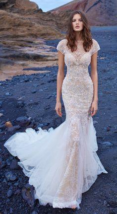 Courtesy of Galia Lahav Wedding Dresses; Photographer: Greg Swales