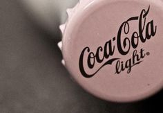 Pink Coca Cola Bottle Cap.