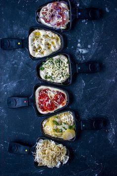 Raclette-Spezial: Herzhaftes Pfännchen-Schlemmen ⋆ Knusperstübchen