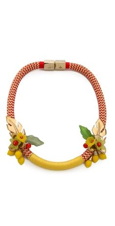 Holst + Lee Island Paradise Necklace | SHOPBOP