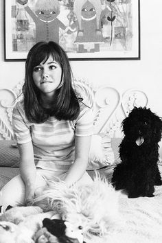 Mood Board: Sally Field (19 years old) as Gidget, 1966.
