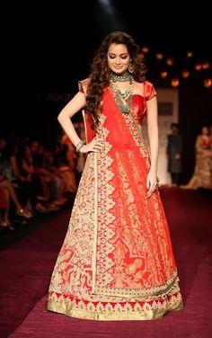 Fashion: Dia Mirza Outfits 2013