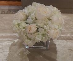 Wedding, Flowers, Centerpiece - Project Wedding