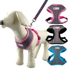 Cute Pattern Puppy Cat Pet Small Dog Harness Vest & Leash Set For Chihuhua S/m/l/xl photo ideas from Pet Supplies Cute Dog Harness, Cat Harness, Small Dog Clothes, Pet Dogs, Pets, Dog Clothes Patterns, Dog Items, Dog Coats, Training Your Dog