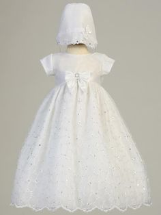 4012d8390c1 15 Best Girls Long Baptism   Long Christening Gowns images
