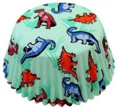 Fox Run Muffin Dinosaur Cup