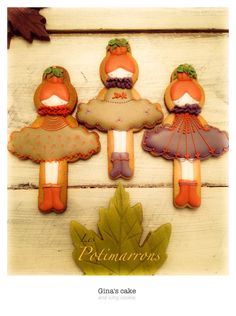 (^o^) C is for Cookie (^o^) ~ Les  Potimarrons