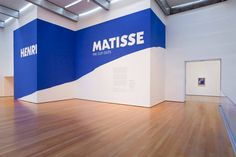 """Installation view of """"Henri Matisse: The Cut-Outs"""" at The Museum of Modern Art, New York (October 12, 2014-February 8, 2015). Photo by Jonathan Muzikar. © 2014"""