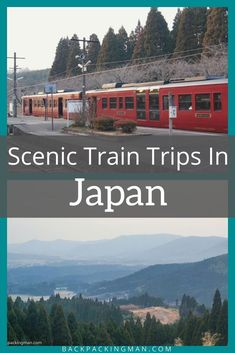 The Kyushu scenic train route is one of the best scenic train journeys in Japan, not just for some of the scenery but also the small cute old trains they use. You will also discover the history of trains in that part of Japan in small museums on the route where you stop at small stations along the way for 10-15 mins each. #japan #trains Kumamoto, Kyushu, Go To Japan, Japan Post, Train Route, Japan Travel Guide, Old Trains, Train Journey, Modern City