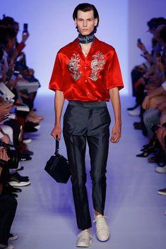 Louis Vuitton Spring 2016 Menswear Fashion Show
