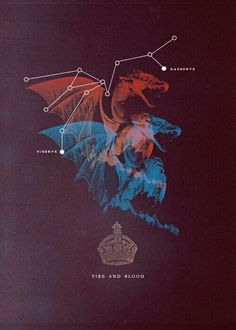 Fire and blood Targaryen GoT