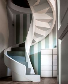 Rizzi's Spiral Staircases that Offer Great Functional Comfort