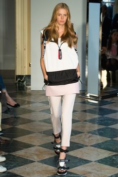 Fay - Spring 2015 Ready-to-Wear - Look 6 of 41