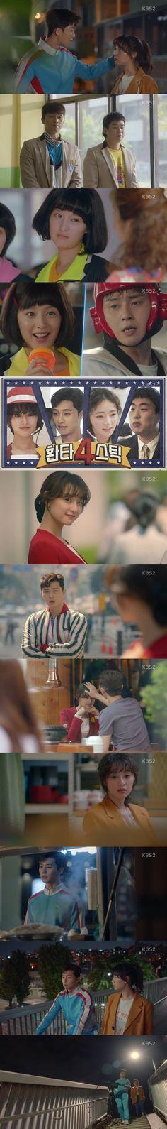 "[Spoiler] ""Fight My Way"" Park Seo-joon and Kim Ji-won-I, friends or something more?"