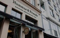 #restaurant #humusandfriends #berlin