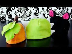 איך להכין כובע עם אוזניים - סודות מחדר התפירה
