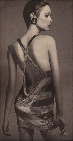 60s. Twiggy by Richard Avedon