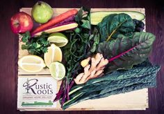 Here's Your Chance to Join a Flexible, Week-by-Week Fall CSA: Rustic Roots Delivery has partnered with Union Market to provide customers with the option to join a season-long CSA.