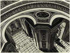 M.C. Escher, Point de vue