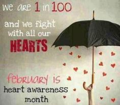chd awareness  | CHD Awareness Week | Blog | Congenital Heart Defect Information