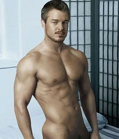 Eric Dane.  McSteamy.  Yeah...definitely getting steamy in here!   Thanks Hailey...not exactly what I needed right before bed! lol  Even required a new board title.
