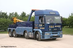 IVECO - R & A Recovery in the UK
