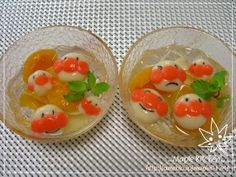anpanman sweets Kawaii Dessert, Cute Food, Eating Habits, Bento, Homemaking, Sweet Recipes, Sushi, Lunch Box, Sweets