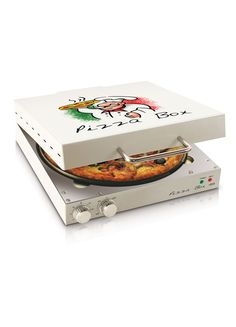 Lightweight and portable, the Pizza Box Oven is the perfect gift for the pizza lover in your life! - www.MyWonderList.com