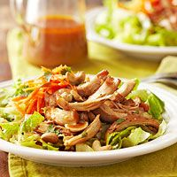 Slow Cooker Chinese Chicken Salad