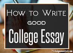 reason essay writing