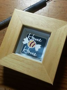 'Home Sweet Home' - Miniature Original Papercut