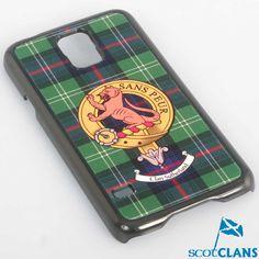 Sutherland Clan Crest Samsung Phone Case