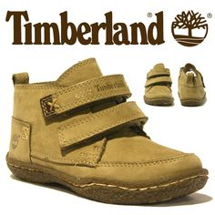 BOYS TODDLERS KIDS TIMBERLAND VELCRO SHOES BOOTS LEATHER DESIGNER SCHOOL 27876 | eBay