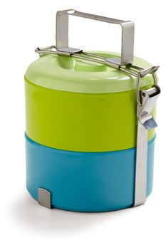 It takes two to make a meal go right! Delectable Duo Tiffin Box from Mod Cloth $25