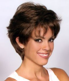 AMANDA by Wig America - 1   I had this exact wig when I went through chemo!!! same name and brand and color...